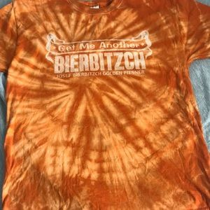 German Tie Dye T-shirt